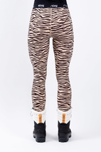 Base Layer | Icecold Tights - Zebra | L