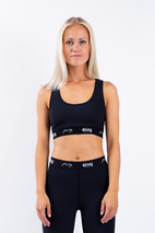 Sports Bra | Shorty - Black | S
