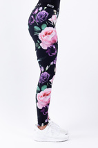 Underställ | Icecold Tights - Rose Garden | XS