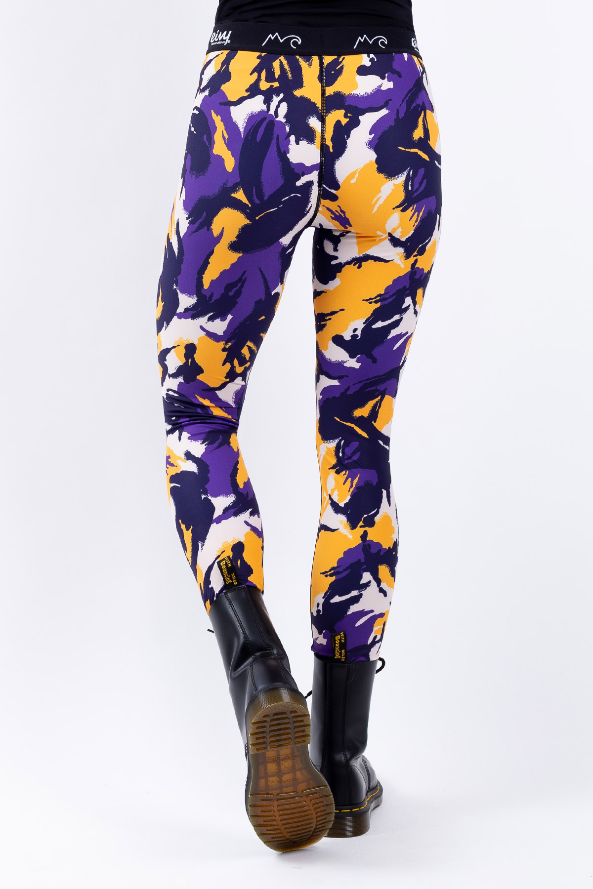 Underställ | Icecold Tights - Mountain Splash Purple