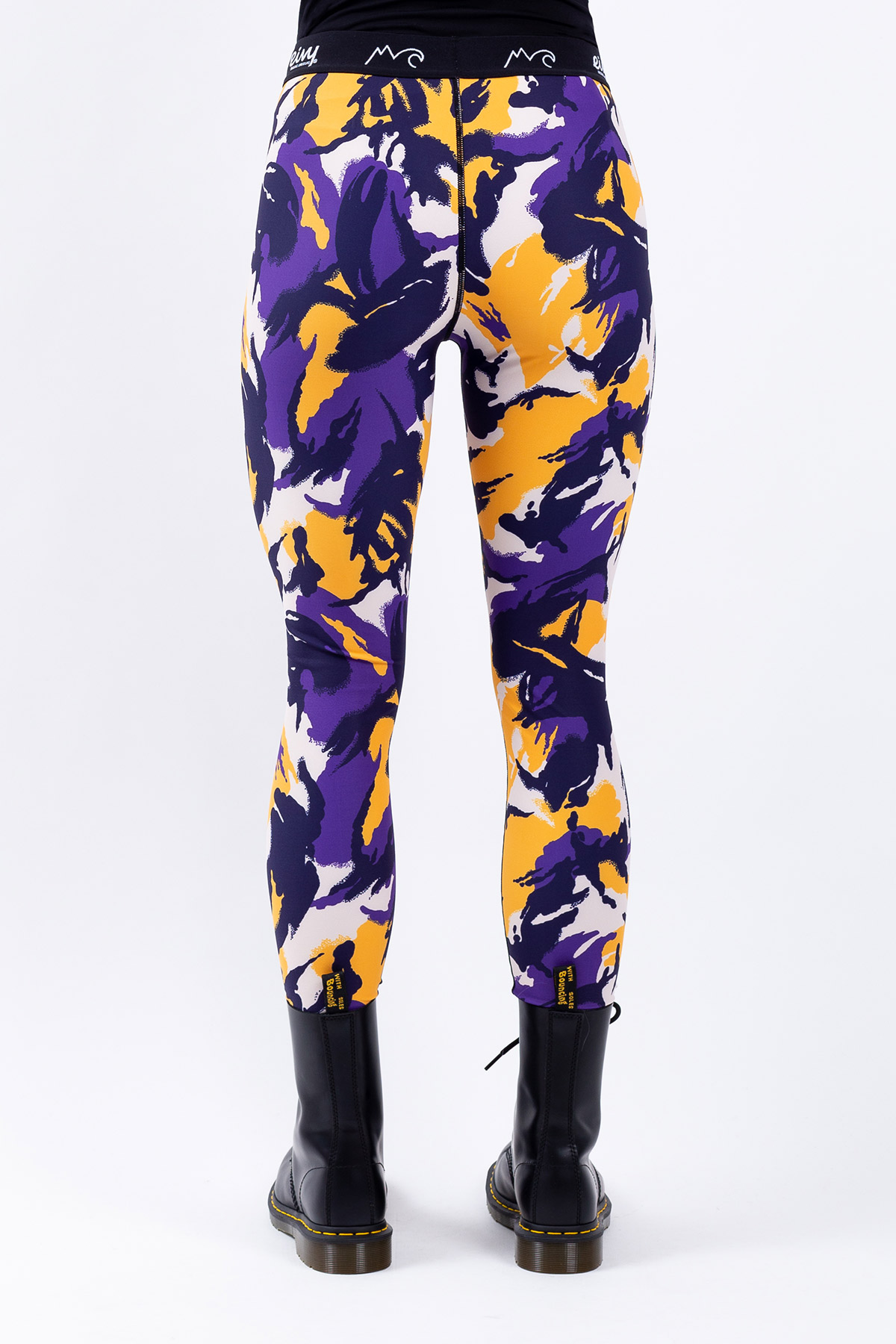 Underställ | Icecold Tights - Mountain Splash Purple | XS