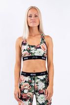 Sports Bra | Shorty - Autumn Bloom