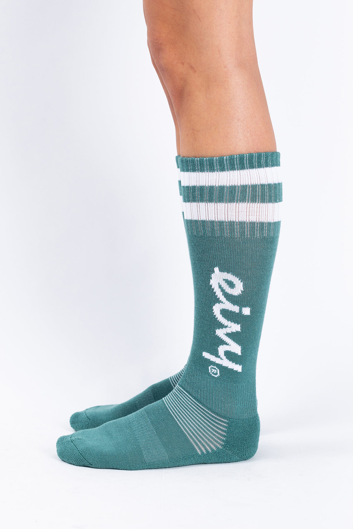 Socks | Cheerleader Wool - Pine