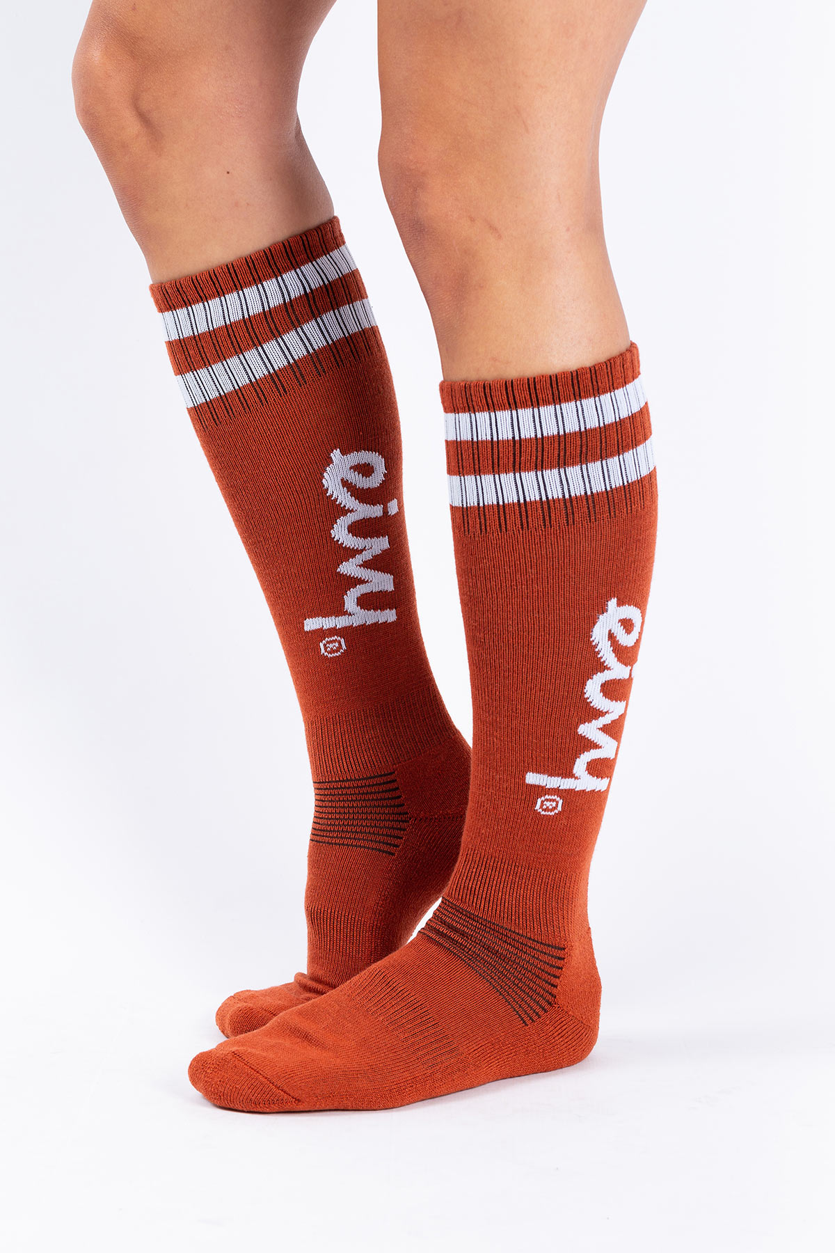 Socks | Cheerleader Wool - Rustic