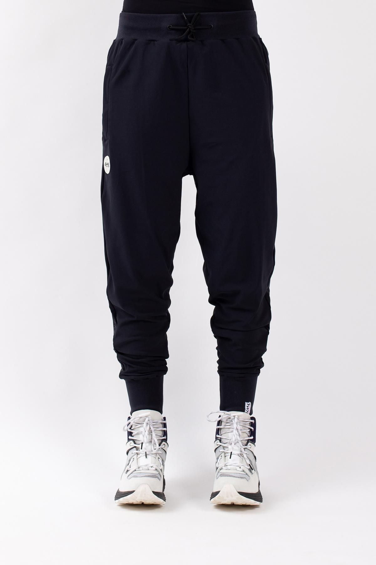 Byxor | Harlem Travel Pants - Black