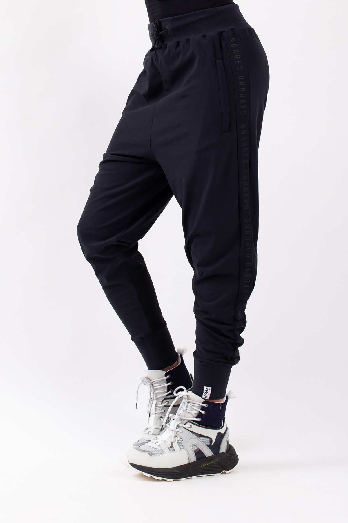 Byxor | Harlem Travel Pants - Black | M